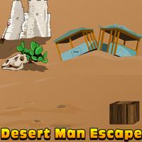 play Desert Man Escape