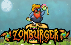 Zomburger game