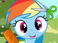 Little Pony Hair Salon game