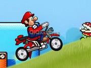 Super Mario Speed Bike game