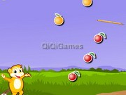 Monkey Javelin Throw game