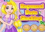 play Rapunzel Date Slacking