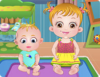 play Baby Hazel Sibling Care