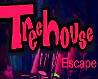 Tree House Escape game