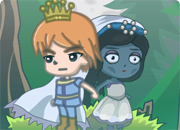 Prince Save Corpse Bride game