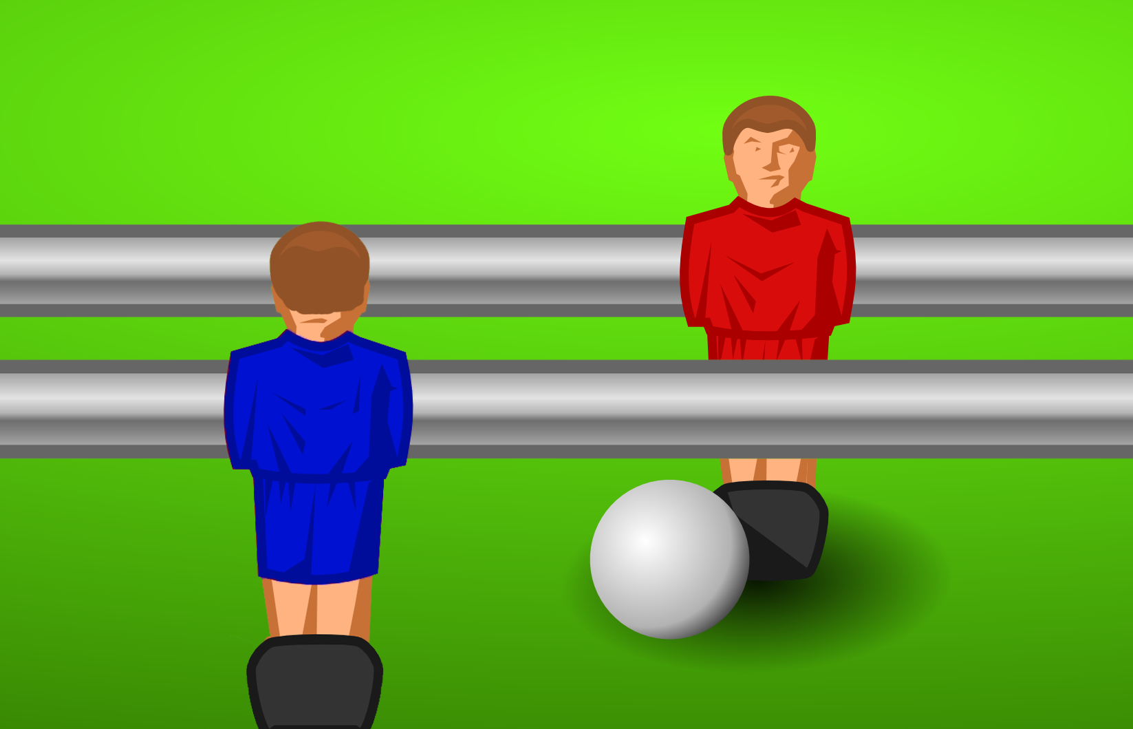 Foosball 2 Player game