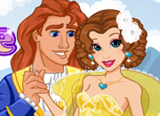 Princess Belle New Haircuts game
