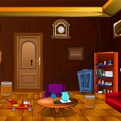 play Modern Room Escape