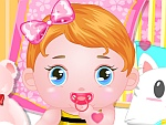 Cute Baby Dress Up 3 game