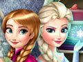 Frozen: Fashion Rivals game