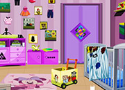 play Messy Baby Room Escape
