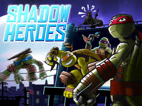 Teenage Mutant Ninja Turtles: Shadow Heroes game