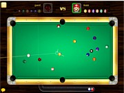 play Hot 8 Balls Billiards Pvp