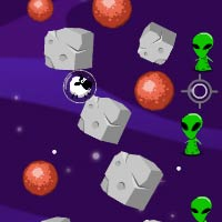 play Sheep Vs Aliens 2 Zero Gravity