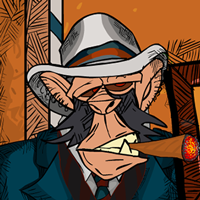 play Escape From The Drunken Monkey