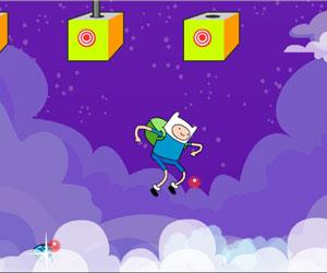 play Adventure Time Escape Demon Lands