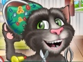 play Talking Tom Cat Ear Surgery