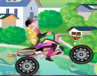 Sara Motocross Climb game
