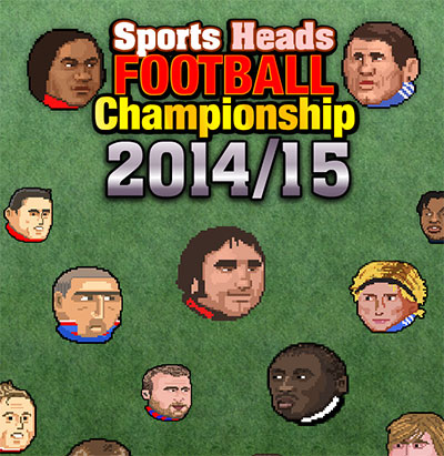play Sports Heads : Football Championship 2014 / 2015