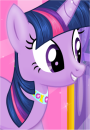 Twilight Sparkle Makeover game