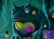 play Xg Frog Forest Escape