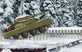 Winter Tank Strike game