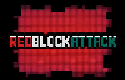 Red Block Attack game