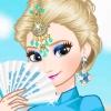 play Elsa Around The World