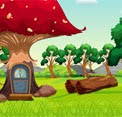Mushroom Forest Escape game