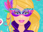 play Barbie Mask Designer