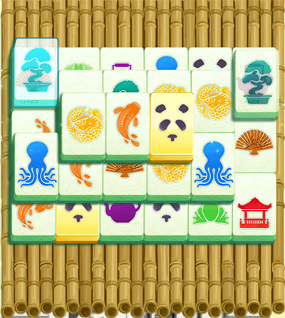 Power Mahjong: The Tower game