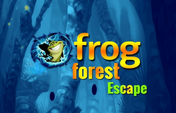 Frog Forest Game-Xtragami game