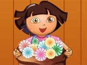play Candy Catcher Dora