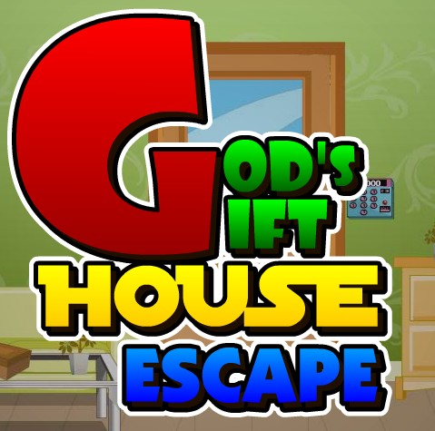 God'S Gift House Escape game