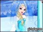 Elsa`S Ice Bucket Challenge game