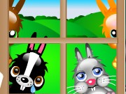 Rabbit Rustler game
