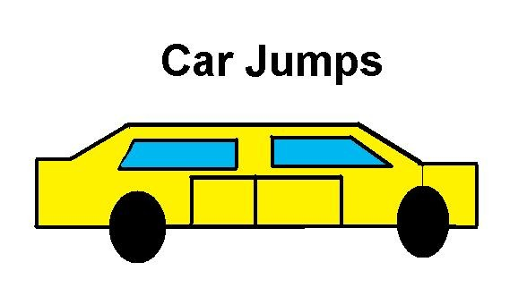 Car Jumps game