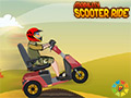 Mobility Scooter Ride game
