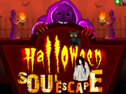 play Halloween Soul Escape