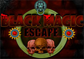 play 123Bee Black Magic Escape