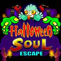 play Enagames Halloween Soul Escape
