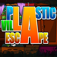 play Enagames Plastic Villa Escape
