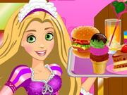 play Rapunzel Fun Cafe