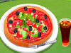 Create Your Pizza game