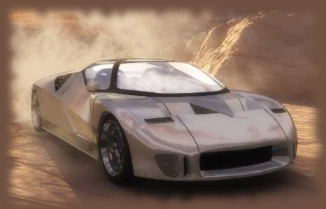 Super Car Racing game