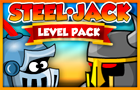 Steel Jack: Level Pack game