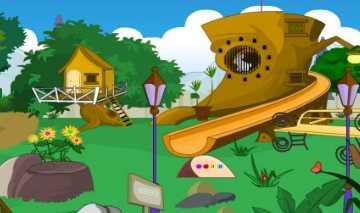 play Rabbit Garden Escape