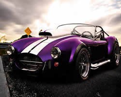 Shelby Cobra Jigsaw game