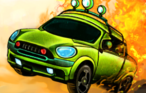 Extreme Car Madness game