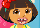 Dora Dentist game
